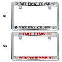 Rat Fink (ラット フィンク) クロームライセンス フレーム