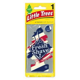 Little Tree エアーフレッシュナー フレッシュ シェイブ