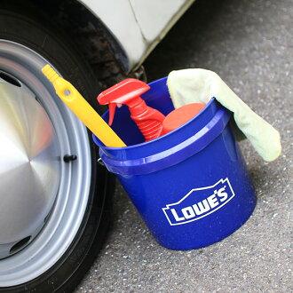 LOWE's bucket 2 gallon