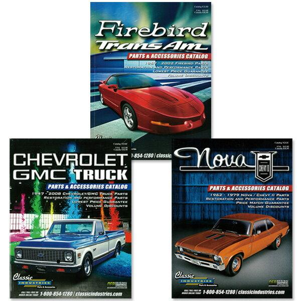 Classic Industries パーツ カタログ