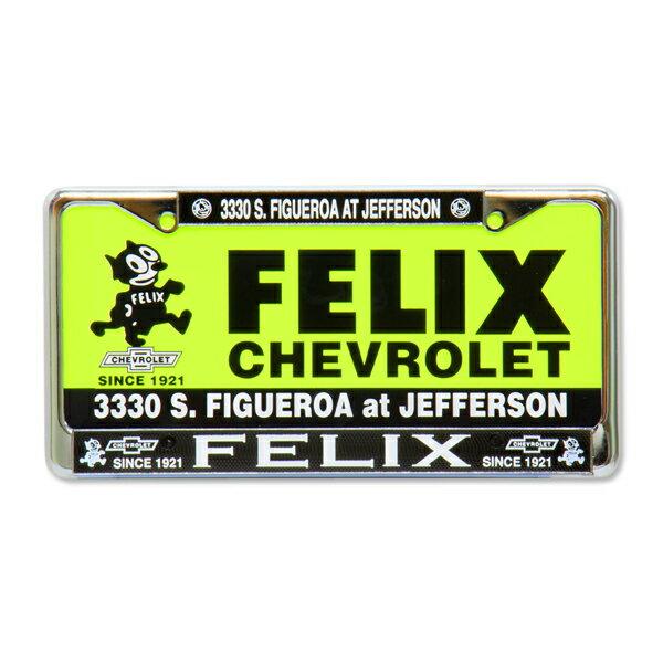 フィリックス・ザ・キャット Felix ライセンス フレーム US サイズ