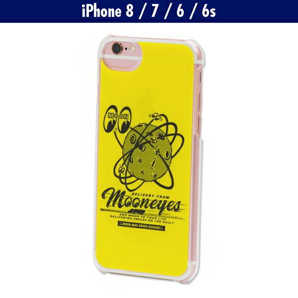【通販限定】Delivery from MOONEYES iPhone8, iPhone7 & iPhone6/6s ハードケース