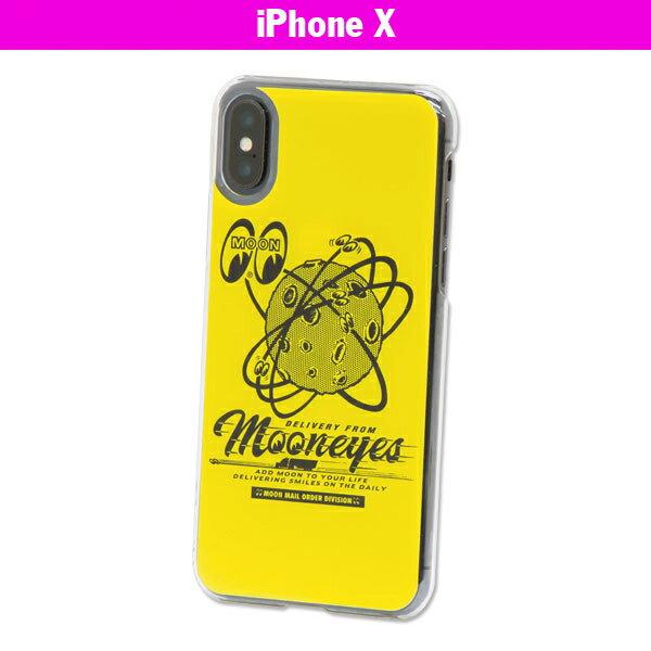 【通販限定】Delivery from MOON iPhone X ハード ケース