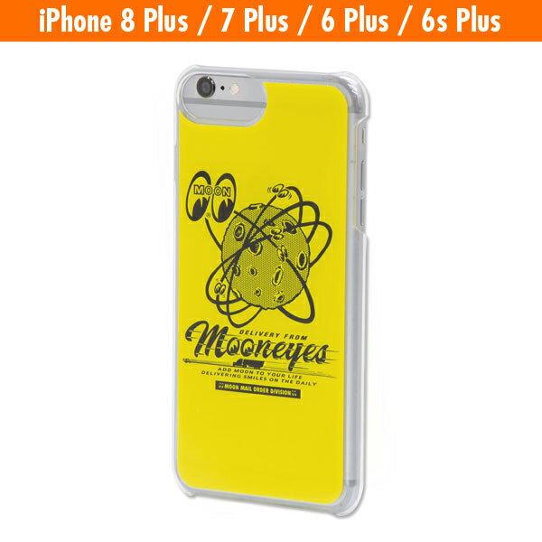 【通販限定】Delivery from MOONEYES iPhone8 Plus, iPhone7 Plus & iPhone6/6s Plus ハードケース