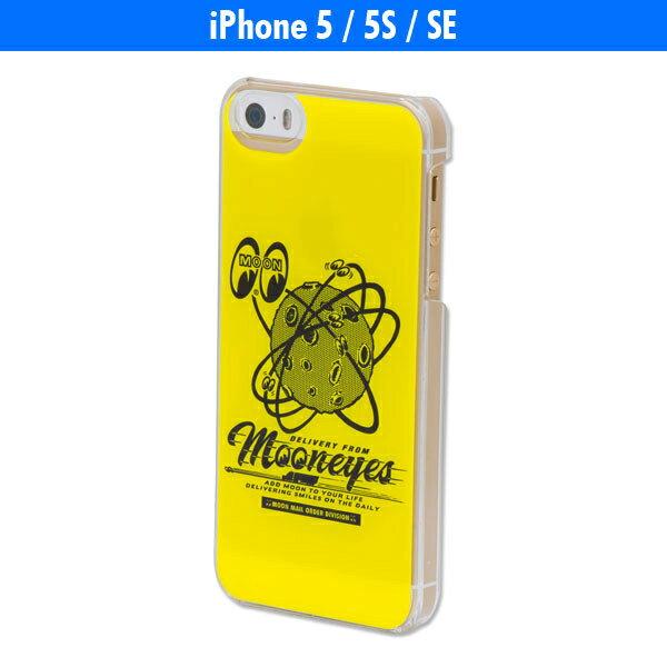【通販限定】Delivery from MOONEYES iPhoneSE・5/5s ハード ケース