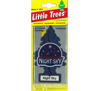 Little Tree eafuresshuna Night Sky