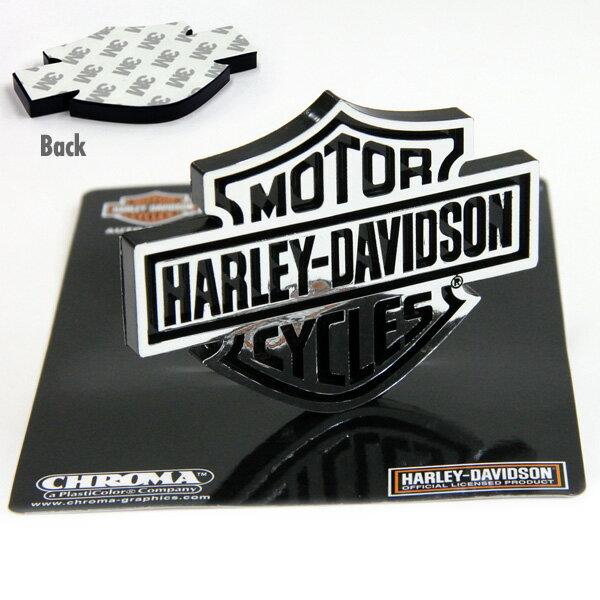 Harley-Davidson B & S ロゴ エンブレム