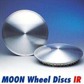 ムーンアイズ MOON WHEEL DISCS IR 15インチ(1枚売り)