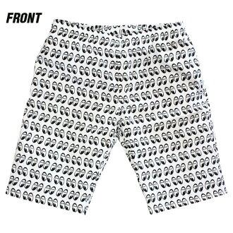 MOON Equipped (문이크입드) Half Pants