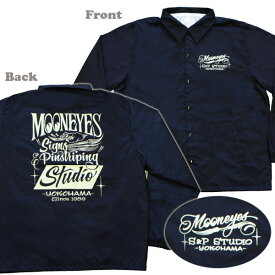 MOON Signs & Pinstriping Studio ウインドブレーカー