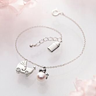 bdcf6134a moonlabel: Hello Kitty bracelet Hello Kitty Baby's Birth bracelet ...