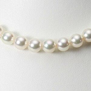 あこや真珠 パール ネックレス 9.0mm アコヤ 真珠 ネックレス レディース CA00090R22CW000000
