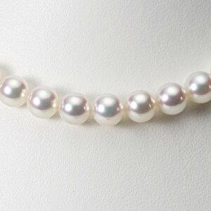 【ポイント10倍】 あこや真珠 パール ネックレス 9.0mm アコヤ 真珠 パール ネックレス レディース CA00090R22WPN00000 ムーンレーベル Moon Label