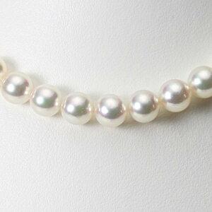 あこや真珠 パール ネックレス 9.0mm アコヤ 真珠 ネックレス レディース CA00090R31CW000000