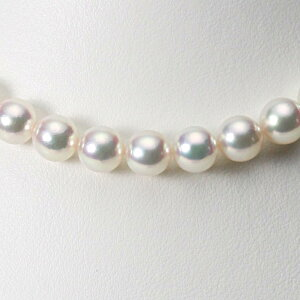 あこや真珠 パール ネックレス 9.0mm アコヤ 真珠 ネックレス レディース CA00090R31WPG00000