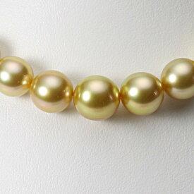【ポイント10倍】 南洋真珠 パールネックレス 11-13mm 白蝶 真珠 ネックレス レディース GW01311O12NG000000