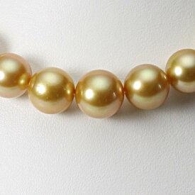 【ポイント10倍】 南洋真珠 パールネックレス 12-14mm 白蝶 真珠 ネックレス レディース GW01412R22NG000000