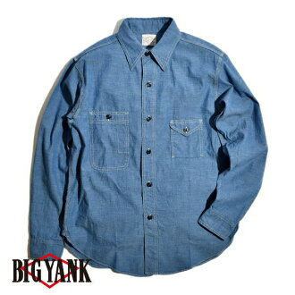 BIG YANK ビッグヤンク 1935 SHIRTS 1935 셔츠 일본에서 만들어진 MADE IN JAPAN