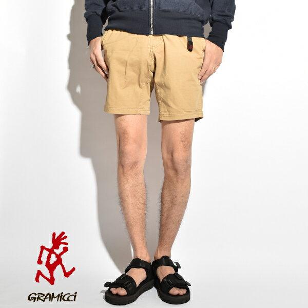 【セール SALE 15%OFF】【2018年新作】【送料無料】GRAMICCI(グラミチ) NN Shorts 18SS 新作 NNショーツ ナローパンツ クライミングパンツ メンズ