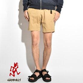 【30%OFFクーポン対象】グラミチ ショートパンツ NNショーツ GRAMICCI NN Shorts ナローパンツ ハーフパンツ クライミングパンツ メンズ