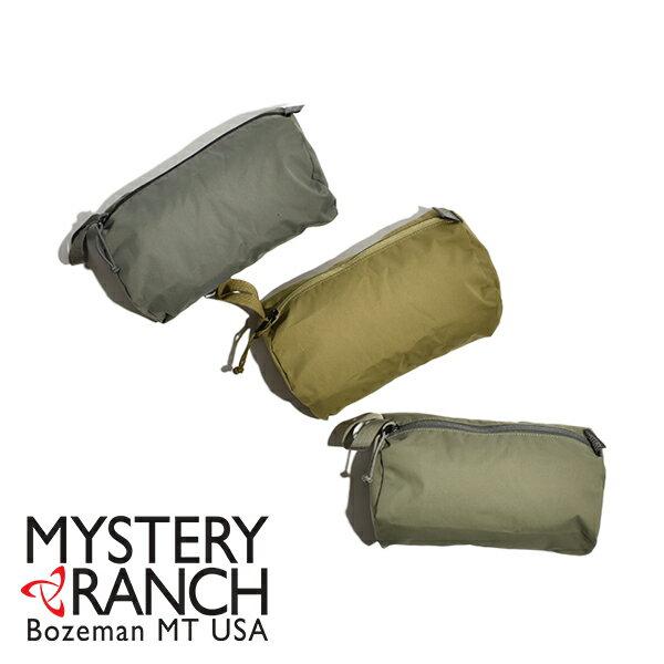 【10%OFFクーポン】【メール便対応】 MYSTERY RANCH ミステリーランチ ZOID BAG Mサイズ ゾイドバッグ ポーチ クラッチ ナイロン