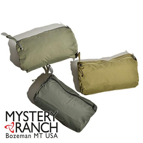 【メール便対応】 MYSTERY RANCH ミステリーランチ ZOID BAG Lサイズ ゾイドバッグ ポーチ クラッチ ナイロン