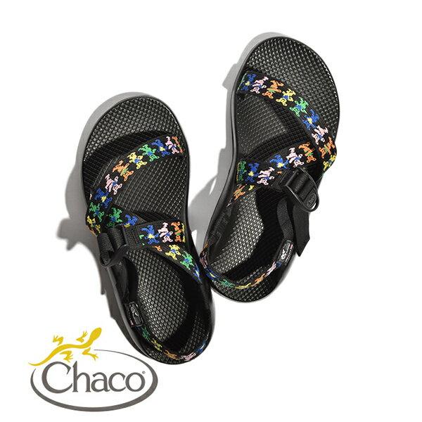 【15%OFFクーポン配布中】Chaco チャコ サンダル メンズ M's Z1 Grateful Dead グレイトフルデット DANCING BEARS ダンシングベアー スティールユアフェイス ビブラムソール VIBRAM MADE IN USA アメリカ製0