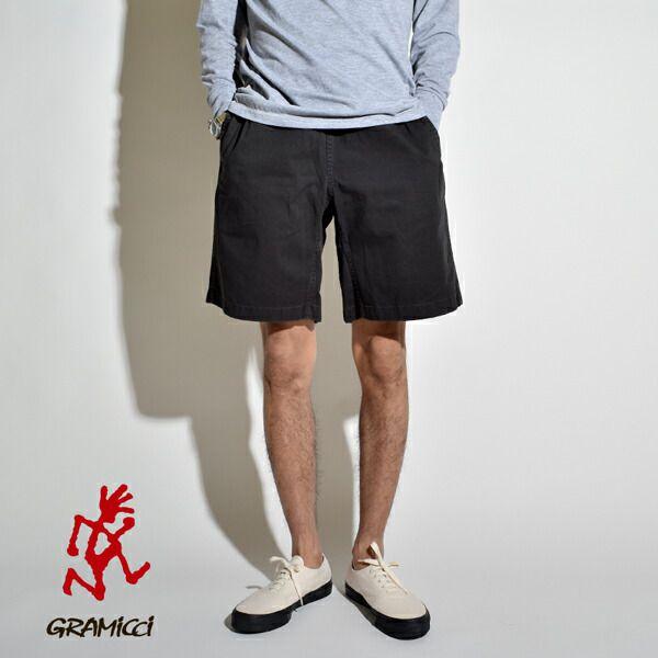 【20%OFF SALE セール】【2019年SS新作】GRAMICCI グラミチ GRAMICCI Shorts メンズグラミチショーツ Gショーツ G-SHORTS メンズ Mens ショートパンツ ハーフパンツ