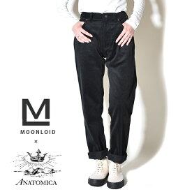 【20%OFFクーポン対象】アナトミカ レディース 別注 マリリン 2 コーデュロイ ANATOMICA 618 CORDUROY MARILYN 2 Brisbane・Moss ブリスベンモス BLACK ブラック 黒 MADE IN JAPAN 日本製
