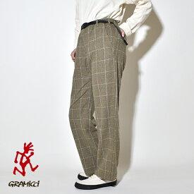 【20%OFFクーポン対象】グラミチ レディース ウールブレンド ラックス パンツ GRAMICCI WOOL BLEND LAX PANTS