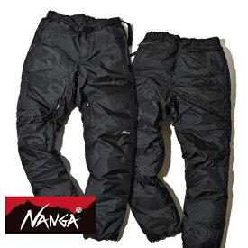 ナンガ オーロラ ダウンパンツ NANGA メンズ レディース 760FP スパニッシュダウン 防水 透湿 防風 オーロラテックス AURORA DOWN PANTS 日本製