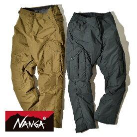 ナンガ タキビ ダウンパンツ 760FP スパニッシュダックダウン 燃えにくい キャンプ NANGA TAKIBI DOWN PANTS 日本製