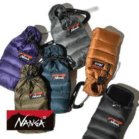 【20%OFFクーポン対象】ナンガ NANGA 携帯ケース スマホケース ミニスリーピングバッグ Mini sleeping bag phone case