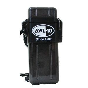 送料無料(沖縄離島除く)ウインドミル AWL-10 ターボライター アウル10 30周年記念 ガンメタル 307-2019G