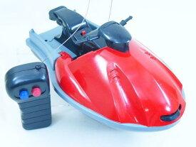 送料無料(北海道沖縄離島除く)水上ラジコン RC SPEED JET SKI ラジコン ジェットスキー レッドx1台 moonsp