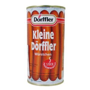 送料無料(北海道沖縄離島除く)ドフラー (Dorffler) ジャーマン ソーセージx1缶