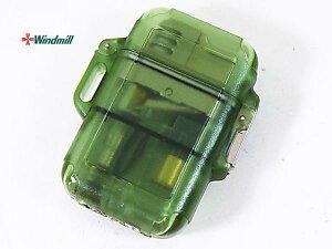 ウインドミル ターボライター Zag グリーンスモーク(0029-1)x1個