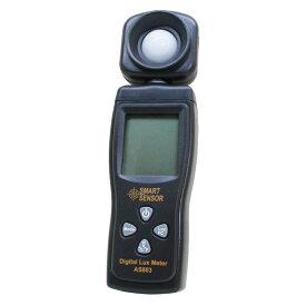 デジタルルクスメーター バックライト付き液晶付き照度計/光度計 AS803