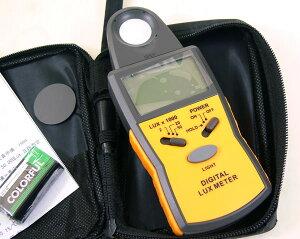 デジタル照度計 ルクスメーター FS-A881/送料無料(沖縄離島除く)