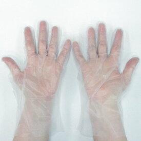 使い捨て手袋 HDポリエチレン手袋x1袋200枚入 OS-GLHDN-1 Sサイズ ナチュラル(半透明)/送料無料メール便 ポイント消化