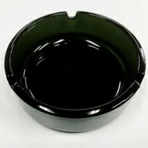 送料無料(北海道沖縄離島除く)卓上灰皿 日本製 ガラス製/アルジェ(黒)P-05513-BK-JAN 東洋佐々木ガラスx1個