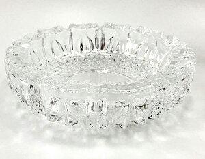 卓上灰皿 日本製 ガラス製/トレド(中)P-05507-JAN 東洋佐々木ガラスx1個