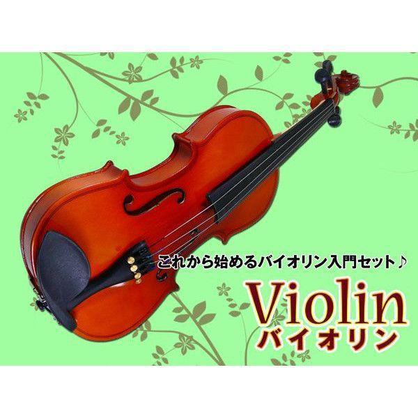 『ついでに買ってお得』バイオリンセット/初心者向け ヴァイオリン