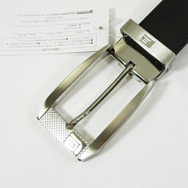 ギラロッシュ本革メンズベルト GL015 BLACK ベルト幅35mm/SMT 5000円ポッキリ