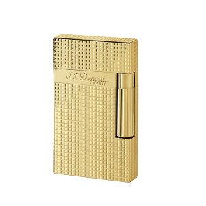 送料無料 デュポン ライター ライン2 ダイアモンドヘッド ゴールド 016284/1589 日本正規品 代金引換便不可品