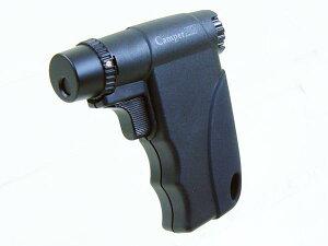 ウインドミル ターボライター キャンパー3(ガンタイプ ファイヤースターター)ブラックW14-0001