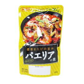 送料無料メール便 パエリアの素 濃厚なエビの旨み 120g 日本食研 8707x6袋/卸 ポイント消化