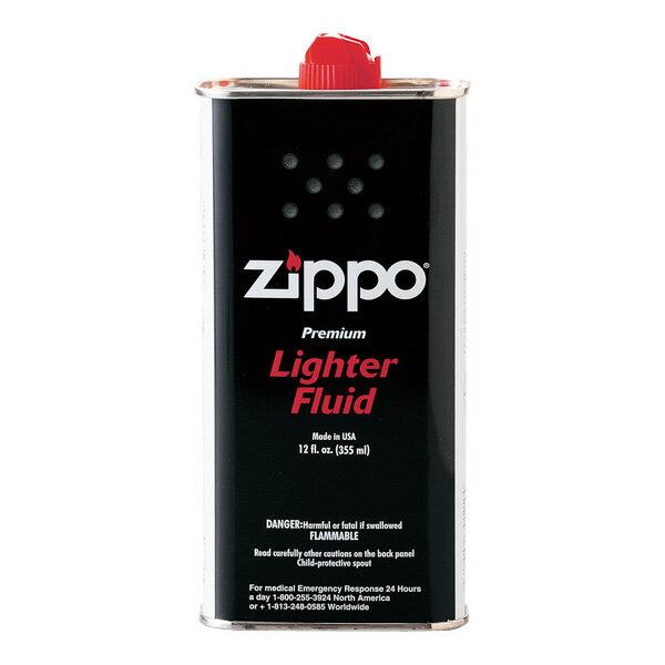 Zippo純正オイル大缶 355ml(単品)