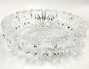 送料無料(北海道沖縄離島除く)卓上灰皿 日本製 ガラス製/トレド(大)P-05508-JAN 東洋佐々木ガラスx1個