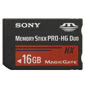 ソニー メモリースティック プロデュオ PRO-HG Duo 16GB MS-HX16B/送料無料メール便 memory ポイント消化